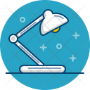 Desk Lamp Lab Icon