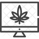 Marijuana Cannabis Desktop Icon
