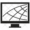 Desktop Global Computer Icon