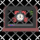 Desktop Alarm Icon