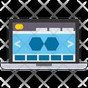 Desktop Application App Mobile Icon