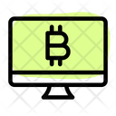 Desktop Bitcoin Icon