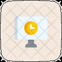 Desktop Clock Icon