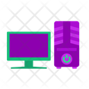 Computer Hardware Cpu Icon