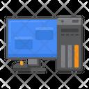 Desktop Computer Personal Computer Computer Icon