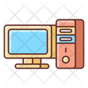 Desktop Computer Pc Computer Icon