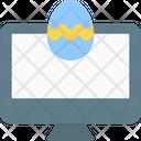 Desktop Easter Icon