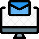 Desktop Email Email Mail Icon