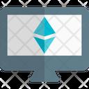 Desktop Ethereum Icon