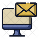 Desktop Mail Email Icon