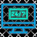 Desktop Service Icon