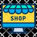Desktop Shop Icon