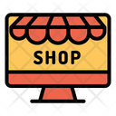 Desktop Shop Icon