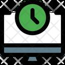 Desktop Time Icon