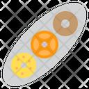 Dessert Sweet Plate Icon