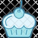Bakery Dessert Cupcake Icon