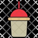 Container Ice Cream Dessert Icon