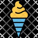 Dessert Ice Cone Ice Cream Icon