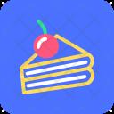 Dessert Cake Piece Icon