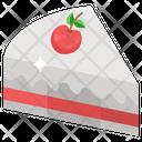 Dessert Cake Slice Cake Piece Icon