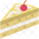 Cake Piece Sweet Food Bakery Food Icon