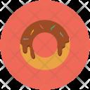 Dessert Doughnut Food Icon