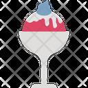 Dessert Frozen Dessert Ice Cream Icon
