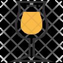 Dessert Wine Drink Icon