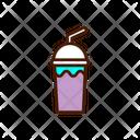 Dessert Ice Cream Chocolate Icon