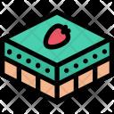 Dessert Candy Shop Icon
