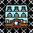 Dessert Showcase Icon