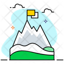 Destination Stopping Place Goal Icon
