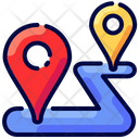 Destination Location Point Icon