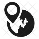 Gps Map Location Icon