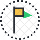 Destination Flag Ensign Icon