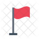 Flag Destination Mark Icon