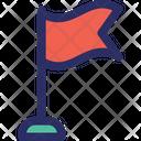 Destination Flag Icon