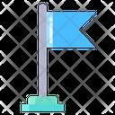 Gflag Flag Sign Icon
