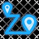 Destination Location Icon