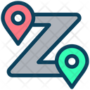Destination Point Icon