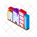 Destroyed High Rise Buildings Icon