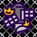 Destroyed Satellite Icon