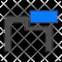 Tab Detach Browser Icon