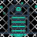 Detail Expansion Elaboration Icon