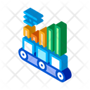 Detailed Graph Statistics Icon