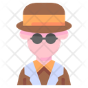 Detective Investigator Occupation Icon