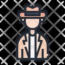 Detective Investigate Investigation Icon