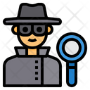 Detective Avatar Occupation Icon