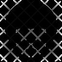 Detective Hacker Hacktivist Icon
