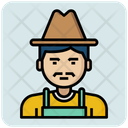 Detective Male Avatar Icon